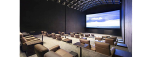 A new movie theater