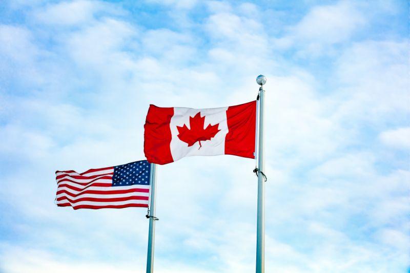 Mỹ và Canada